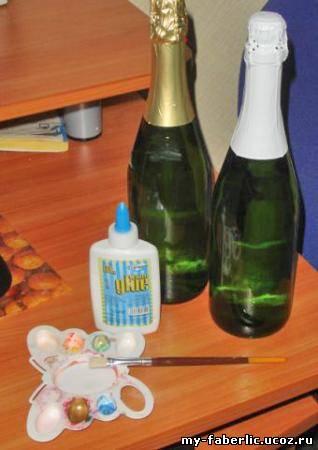 Что такое Бутылка шампанского на Что такое валяние мокрое